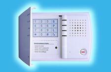 TELEFONO autodialler-AD12 rete alimentata batteria backup (autodialer)