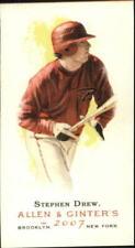 2007 Topps Allen and Ginter Mini Baseball Card