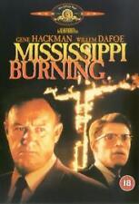 Mississippi Burning ,TV/ Movie/Film DVD New/Sealed, Gene Hackman, Willem Dafoe,