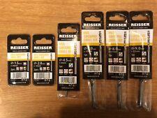 Reisser, HSS, Jobber Ground, Drill Bit, 1.5mm - 10mm.