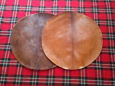 TC Djembe Drum Goat Skin with Hair/Medieval Drum Skins/Tom Drum Head Skins/Bombo