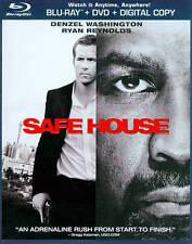Safe House (Blu-ray Disc, 2012, 2-Disc Set, UltraViolet Includes Digital Copy)