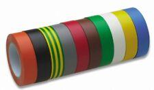 6 Rotolo Nastro isolante PVC Banda iso VDE Elettrico Germania Certoplast