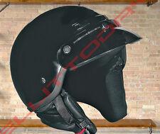 Z1R Drifter Motorcycle Half Helmet Shorty Solid Colors new sale helmet