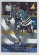 1995-96 Pinnacle Rink Collection #37 Craig Janney San Jose Sharks Hockey Card