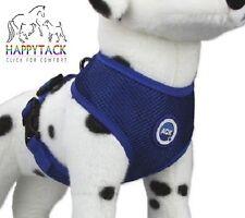 New Aqua Coolkeeper Cooling Dog Coat Harness Blue Heat Stress Travel Agility