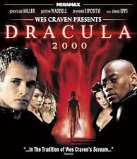 Dracula 2000 (Blu-ray Disc, 2011) New & Sealed