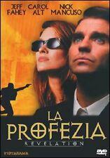 Film DVD La Profezia (Nick Mancuso Carol Alt Andre Van Heerden) Nuovo Sigillato