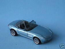 Matchbox BMW Z8 with Light Blue Body German Toy Model Sports Car