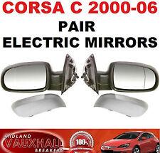 CORSA C NUOVI COPPIA di componenti elettrici MOTO gli specchietti retrovisori driver lato passeggero SXI il CDTI