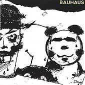 Bauhaus - Mask - VGC 15-track CD 1988 - FAST UK POST