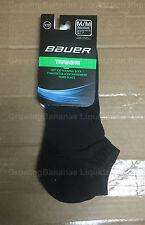 Bauer Training Low Cut Socks! 37.5 Technology Hockey Skates Shoes Training Sock