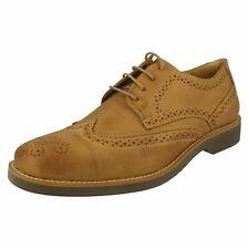 Para hombre TUCANO Castor Vintage (tan) Cuero Brogue Zapato £ 65.00 por Anatomic & Co