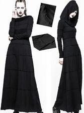 Robe longue capuche gothique punk lolita fashion coutures mystique elf Punkrave