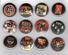 Spilla Pins Badge KISS ( vari modelli, scegli dal menu' a tendina)