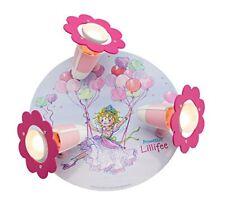 Elobra bambini Lampada Principessa Lillifee palloncino a dondolo, da parete e...