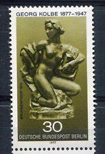ALLEMAGNE Berlin, 1977, timbre 509, ART, SCULPTEUR GEORG KOLBE, neuf**