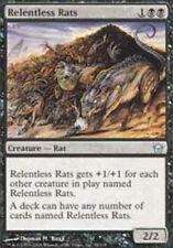 1x Japanese Relentless Rats - Foil Fifth Dawn MTG NM-Mint