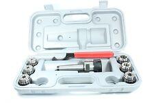 MK3 M12 Spannzangenfutterset ER32 / ER40 Morsekegel Spannfutter Werkzeughalter