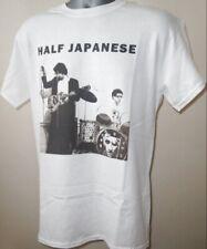 Half Japanese Indie Lo-Fi Punk Rock Music T Shirt Sonic Youth Kurt Cobain 104