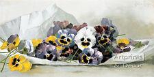 Spring Favorites by Paul de Longpre (Art Print of Vintage Art)