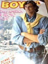 Corriere Boy 18 1980 Miguel Bosè Bette The Rose