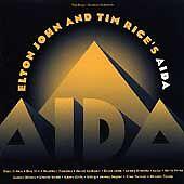 Elton John and Tim Rice's Aida (1999)  CD  NEW  SPEEDYPOST