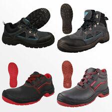 Sicherheitsschuhe S1 Arbeitschuhe Halbschuhe Schuhe Stiefel Stahlkappe (38-48)