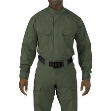 5.11 Stryke Tdu Manga Larga Caza Camiseta Airsoft Paintball Ripstop Superior Ver