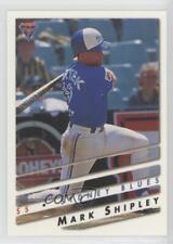 1995 Futera Australian Baseball Mark Shipley #79