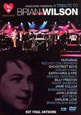 MUSICARES A TRIBUTE TO BRIAN WILSON DVD JOHN LEGEND, JEFF BECK, DARLENE LOVE
