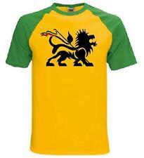 Lion Of Judah T-Shirt Reggae Rasta Bob Marley Jamaica
