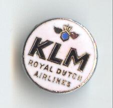 KLM Airlines Original SQUIRE England Enamel Badge 1966