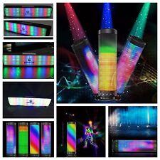 Wireless Bluetooth LED Light Stereo Speaker For iPhone Samsung HTC LG Sony Ipad