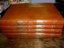 les animaux une encyclopédie du monde animal 5 volumes