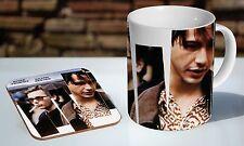 My Own Private Idaho Movie Tea / Coffee Mug Coaster Gift Set