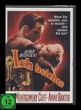DVD ICH BEICHTE - alte FSK - ALFRED HITCHCOCK - ANNE BAXTER *** NEU ***