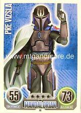 Star Wars Force coronó pre Vizsla #068