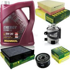 CAMBIO Olio Set 5l MANNOL ENERGY COMBI LL 5w-30 Uomo ispezione Service 10050286