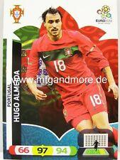 Adrenalyn XL EURO EM 2012 - Hugo Almeida - Portugal