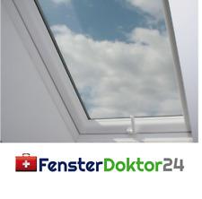 Dachfenster Kunststoff weiß mit Eindeckrahmen Skylight Dachziegel