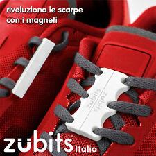 Zubits - Chiusure magnetiche per scarpe - Mai più scarpe slacciate ORIGINALI 2.0