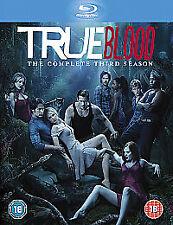 True Blood Season 3 (HBO) [Blu-ray] [2011] [Region Free], New, DVD, FREE & FAST