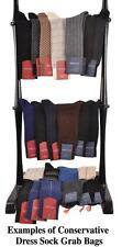 Marcoliani and Bresciani Men's 21 pr. Mid-Calf Italian Dress Sock MEGA Grab Bag