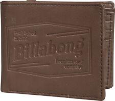 Billabong Herren Geldbeutel Junction (Chocolate)