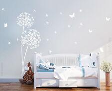 Babyzimmer deko wandtattoo  Deko-Tattoos mit Blumen- & Garten-Thema | eBay