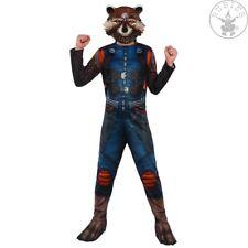 Rocket Raccoon Classic GOTG 2 - Child  Kinderkostüm