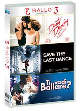 Tris Ballo - Dirty Dancing / Save the Last Dance / Ti Va di Ballare (3 DVD)