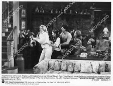 Judith Light Alyssa Milano Tony Danza Katherine Helmond dance the Conga TV Who's