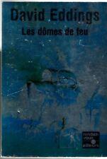 DAVID EDDINGS - DOMES DE FEU - 1996 - TBE